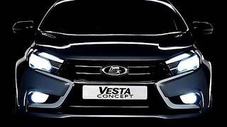 #36. Lada Vesta [RUSSIAN AUTO TUNING]
