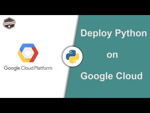 Deploy Python Script Code on Google Cloud for 24/7 running #IOT #push-notification