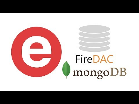 How to Develop Your First MongoDB App in RAD Studio's FireDAC