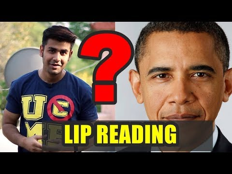 Wow !!! Lip Reading & Synchronization Technology | Swapping Mouth & Faces and Body