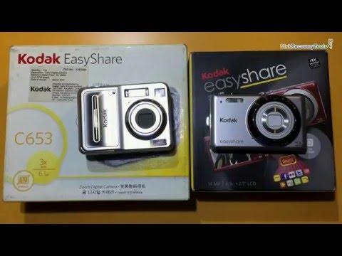 Kodak Digicam data recovery: Process to recover digital camera files