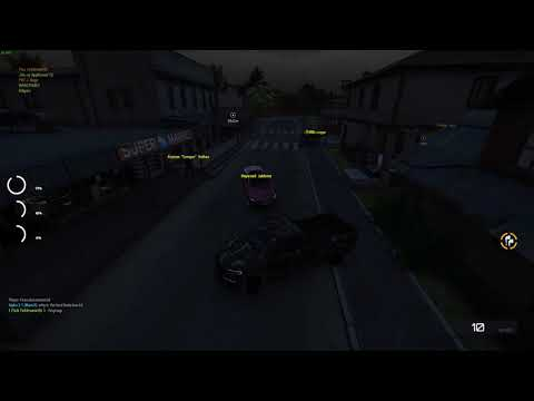 ARMA 3 - Selling a vehicle with no tires when towing doesn't work