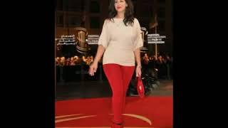 آمال صقر تفتخر بجسدها النحيل وصدرها الكبير Amal sakr