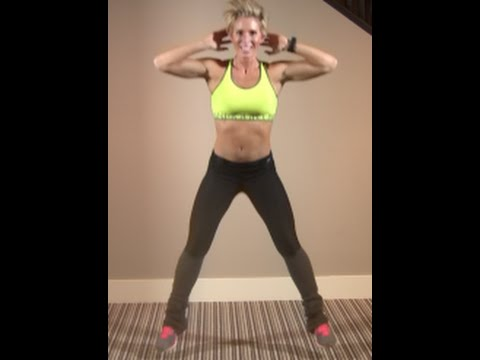 Workout #35 - No Excuses At Home Sweat!
