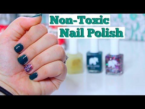 Seven Nail Polish Ingredients You Need to Avoid   SEVEN FREE NAIL POLISH Review