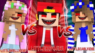 Minecraft LITTLECLUB.EXE - IS LITTLE KELLY.EXE THE MOST EVIL IN THE LITTLECLUB? - Donut the Dog
