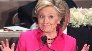 Hillary Clinton's Comedy Roast of Donald Trump