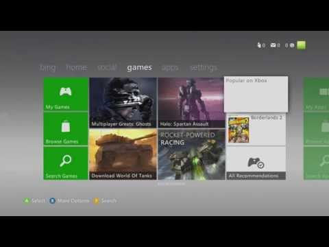 How to Delete Downloaded and Demo Games on XBox 360 Hard Drive