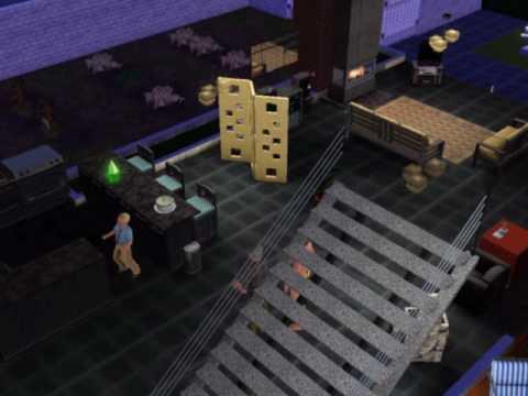 Sims 3 - Magic Birthday Cake