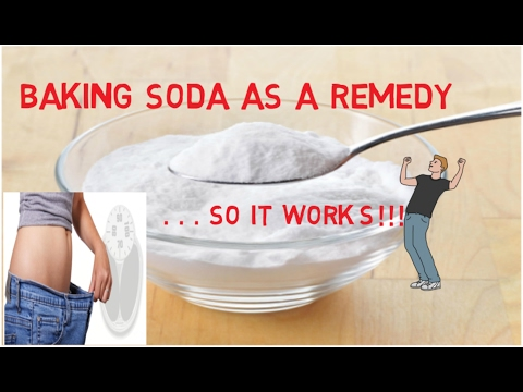 Sodium Bicarbonate/Baking soda as a remedy