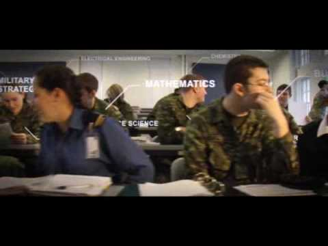 Life at the Royal Military College of Canada