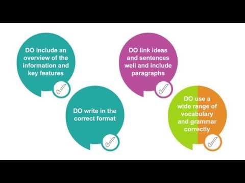 IELTS Writing Test Sample (Task 1) Band 7