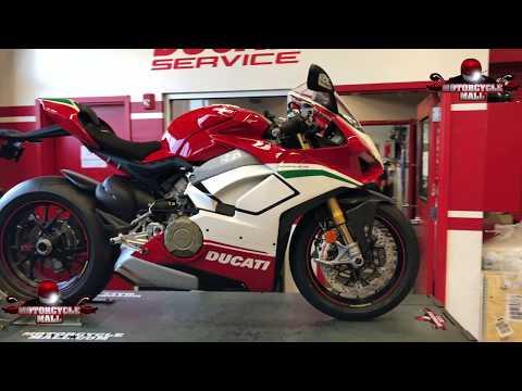 Ducati Panigale V4 Speciale | Akrapovic Install #28