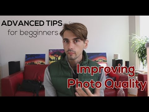 Improving Photo Brightness and Vibrance  - For begginners