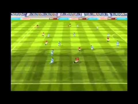 マンチェスターダービー FIFA13