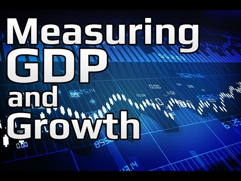 Calculating Real GDP - Measuring GDP and Economic Growth (2/3) | Principles of Macroeconomics