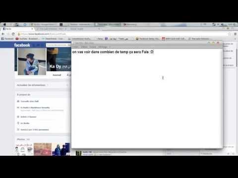 Facebook Abonnée Follow Subscribe 10K work 100% طريقة زيادة المتابعين في الفيس بوك 2013