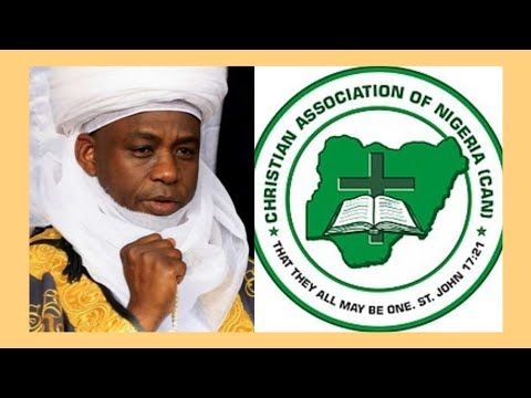 SHOCKING: SULTAN OF SOKOTO LASHES OUT ON CHRISTAIN ASSOCIATION OF NIGERIA (CAN)