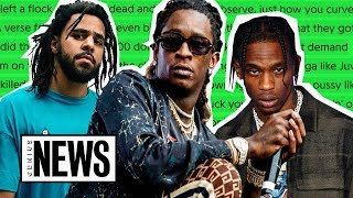 """Young Thug, Travis Scott & J. Cole's """"The London"""" Explained 