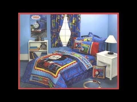 Thomas the train bedroom decorations ideas