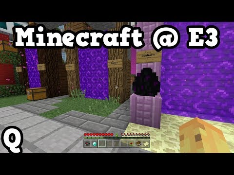 Minecraft Xbox / PE - E3 Plans & Another Broken Server