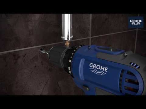 GROHE | Retro-Fit Shower System | Installation Video