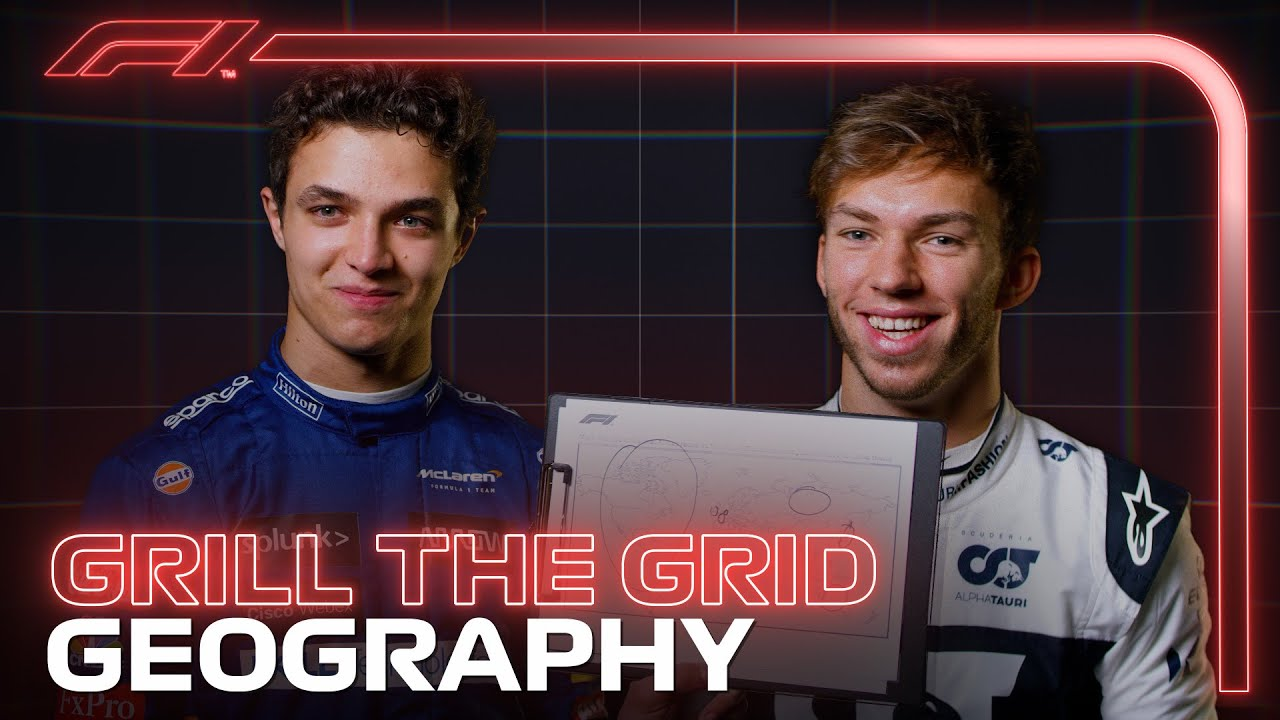 Grill The Grid 2021: Geography