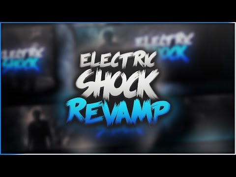 Photoshop- ElectricShock Revamp/Rebrand Speedart!