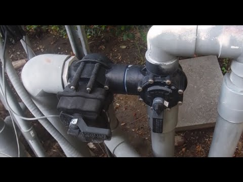 Swimming Pool Side Port (Vacuum Port) Overview & Troubleshooting