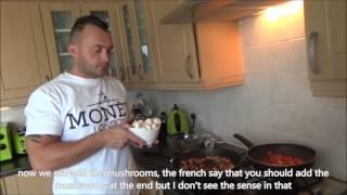 Bourguignon- Chef Arkady