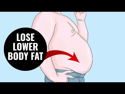 5 Ways to Lose Lower Body Fat in Just 2 Weeks - Lose Weight Fast