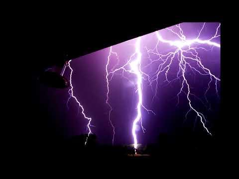 Last Night's Lightning