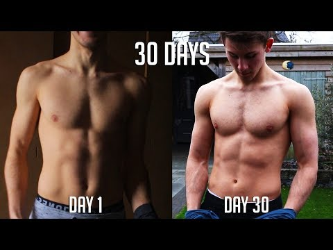30 Day Body Transformation | Not a 'Normal' Transformation