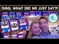YOU WONT BELIEVE YOUR EARS We Have NO FILTER While WINNING On TRIPLE DOUBLE DAZZLE SLOT MACHINE