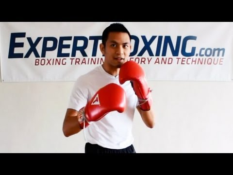 Boxing Stance - which hand in front?