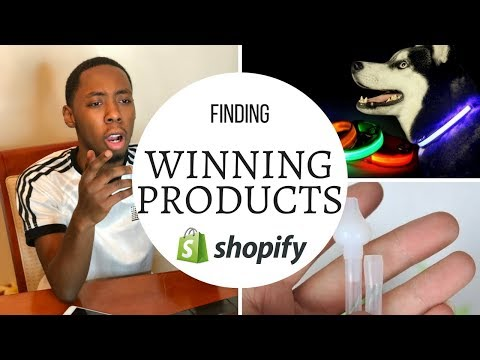 Best Shopify Dropshipping Product Research Methods Of 2018!