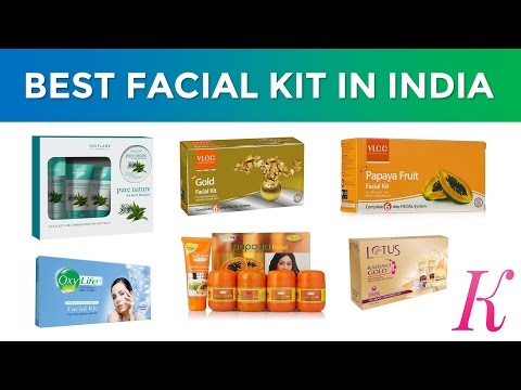 10 Best Facial Kit in India with Price | Fruit Facial Kit for Oily skin and more