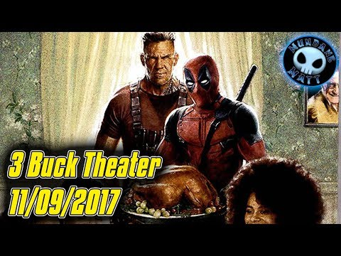 DEADPOOL 2 poster revealed. New STAR WARS trilogy!!