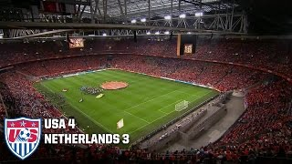MNT vs. Netherlands: Highlights - June 5, 2015