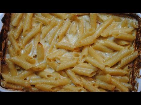 CREAM OF CHICKEN PASTA BAKE - Student Recipe