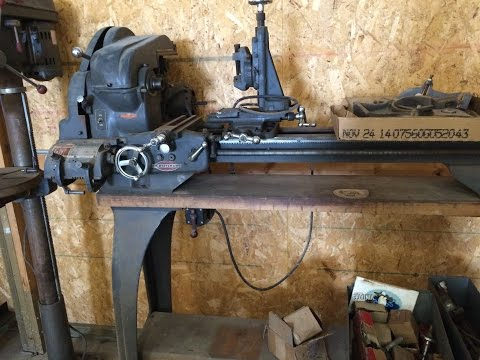tubalcain Buys a Craftsman Lathe at Yet Another Estate Sale Part 2 of 2