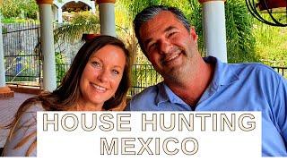 House Hunting in Mexico┃ Lake Chapala ┃Ajijic ┃Tour of 4 Properties ┃Big Views