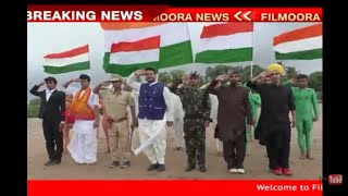 Making Of New Patriotic Song For 15 Aug Independence day 2018,With Sumit Khetan