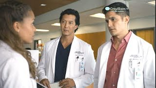 The Good Doctor 2x07 Claire Asks Melendez To Help Her Friend  - They Will Work Together