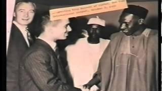 TAFAWA BALEWA...GOLDEN VOICE FROM NIGERIA FESTOUR