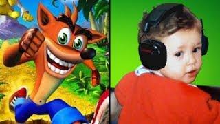 LA MIA INFANZIA IN UN VIDEO!! - Crash Bandicoot PS4