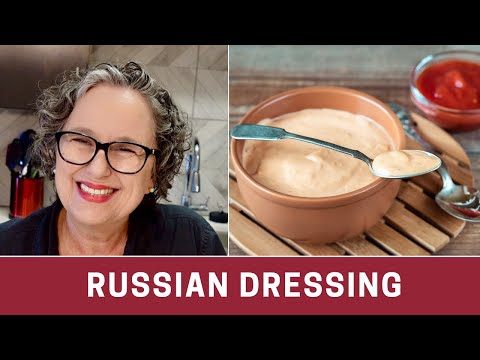 How to Make Russian Dressing