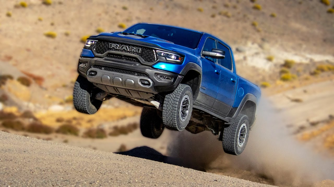 Ram 1500 TRX – Off-Road Test Drive – Ford F150 Raptor killer