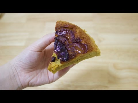 Rice Cooker Recipe: Upside Down Apple Cake
