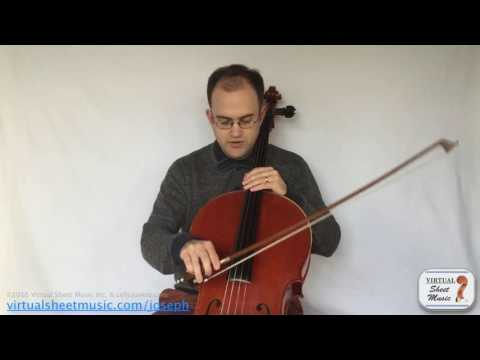 Cello Lesson - What strings to use on the cello